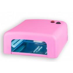uv-gerat-4-rohren-und-2-minuten-timer-pink