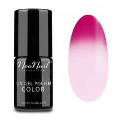 Thermo UV Nagellack 6 ml - Twisted Pink