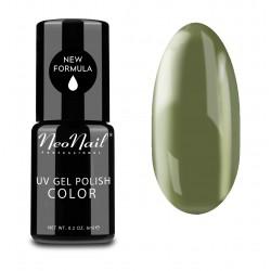 UV Nagellack 6 ml - Khaki