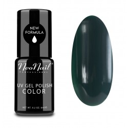 UV Nagellack 6 ml - Lady Green