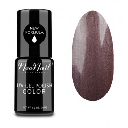 UV Nagellack 6 ml - Brown Pearl