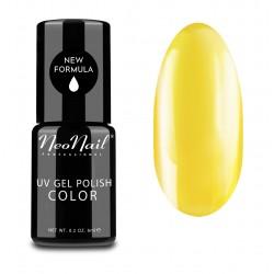 UV Nagellack 6 ml - Dark Yellow